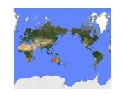 Große Weltkarte, 140x170 cm, ab 6 Jahre