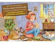 Kamishibai Bildkartenset - Nischa packt Geschenke, 3 bis 6 Jahre