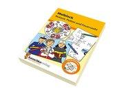 603 Malblock - Notarzt, Polizei und Feuerwehr