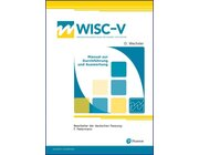 WISC-V - Protokollbogen (25 Stück)