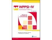WPPSI-IV - Protokollbogen 4;0-7;7 (25 Stück)