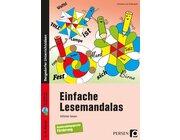 Einfache Lesemandalas, Buch, 2. bis 4. Klasse