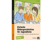 Einfache Bildergeschichten für Jugendliche, Buch, 5.-10. Klasse