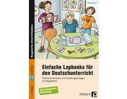 Einfache Lapbooks für den Deutschunterricht, Buch, 1. bis 4. Klasse