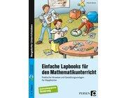 Einfache Lapbooks für den Mathematikunterricht, Buch, 1. bis 4. Klasse