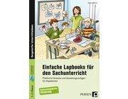Einfache Lapbooks für den Sachunterricht, Buch, 1. bis 4. Klasse