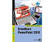 Grundkurs PowerPoint 2016, Buch, 7. bis 10. Klasse