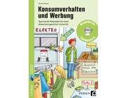 Konsumverhalten und Werbung, Buch, 1. bis 4. Klasse