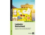 Lapbooks: Deutschland, Buch, 3. und 4. Klasse