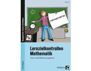 Lernzielkontrollen Mathematik 7./8. Klasse, Buch