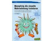 Mompitzig die visuelle Wahrnehmung trainieren, Buch, 1.-2. Klasse