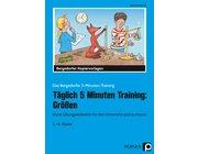 Täglich 5 Minuten Training: Größen, Kopiervorlagen, 2. bis 4. Klasse