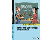 Terme und Gleichungen - Inklusionsmaterial, Buch, 7-10 Klasse