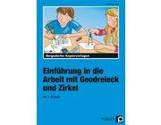 Einführung in die Arbeit mit Geodreieck und Zirkel, Kopiervorlagen, 4. Klasse