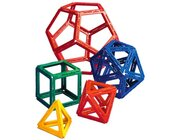 Polydron Frameworks Platonische Körper 50 Teile