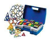 Polydron Frameworks Koffer Geometrie-Set 266 Teile