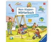 Mein Klappen-Wörterbuch: Kindergarten, Buch, ab 2 Jahre