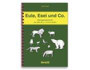 Eule, Esel und Co, Übungsmaterial