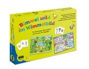Bimmel wild im Wimmelbild!, Sprachförderspiel, ab 5 Jahre