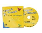 LauschRausch – Laut-Silben-Paare, Bildkarten und Audo-CD, ab 3 Jahre
