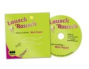 LauschRausch - Wort-Paare, Bildkarten und Audio-CD, ab 3 Jahre