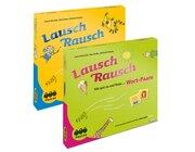 LauschRausch Gesamtpaket, Sprachförderspiele, ab 3 Jahre