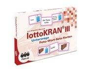 lottoKRAN III Unterwegs, Foto-Wort-Satz-Karten