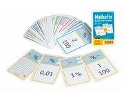 MatheFix Brüche und Prozente, Spielkarten, ab 6. Klasse
