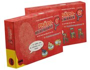 Präpo-Detektive 1+2 im Paket, Grammatikspiele, ab 5 Jahre