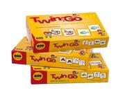 Twin Go SCH im Paket, 3 x 20 bunte Bildkartenpaare
