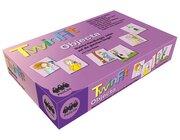 TwinFit Objecta - Welche Handlungen zielen auf gleiche Dinge?, Memospiel, ab 5 Jahre