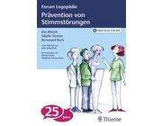 Prävention von Stimmstörungen, Buch Reihe Forum Logopädie