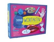 TAMABI Wortaktiv, Lernspiel, 6-8 Jahre
