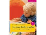 So lernen Kinder sprechen, Buch