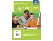 Alfons Diagnostik Mathematik 1 - 4 , CD-ROM