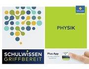 "Schulwissen griffbereit Physik, 5.-10. Klasse <span style=""color:red;"">NEU!</span>"