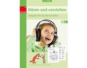 H�ren und verstehen 3, Kopiervorlagen inkl. CD, 2.-3. Schuljahr