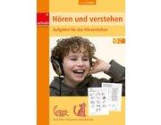 H�ren und Verstehen 4, Kopiervorlagen inkl. CD-ROM, 3.-4. Klasse