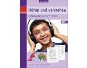 H�ren und Verstehen 5, Kopiervorlagen inkl. CD, 4.-5. Klasse