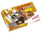 MATHPuzzles - Subtraktion bis 100, 6-9 Jahre