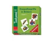 Teekessel 1 - Doppelbegriffe in Bildern - Level 1, Sprachspielbox, Klasse 1-4