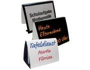 TimeTEX Whiteboard-Tisch-Flipchart A4