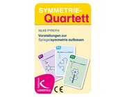 Symmetrie-Quartett, Kartenspiel