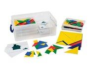 Tangram-Set: großer Klassensatz, 4-12 Jahre