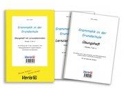 Grammatik in der Grundschule - Übungsheft mit Lernzielkontrollen (Kopiervorlagen), ab Klasse 3