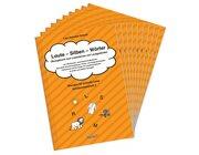 Laute - Silben - Wörter. Schülerarbeitsheft 2 (10er-Pack), Klasse 1-2