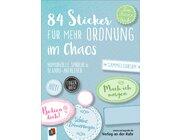 84 Sticker für mehr Ordnung im Chaos, 1.-13. Klasse