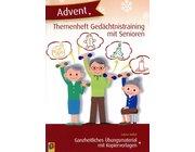 Advent, Themenheft Gedächtnistraining mit Senioren