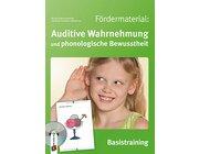 Auditive Wahrnehmung und phonologische Bewusstheit - Basistraining, Buch, 1.-4. Klasse