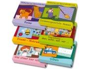 Großes Paket: Bildkarten zur Sprachförderung, 6 Bildkartensets, 3-6 Jahre